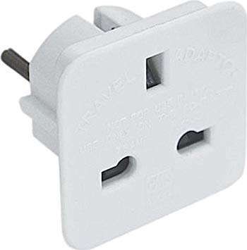 adaptateur prise anglaise