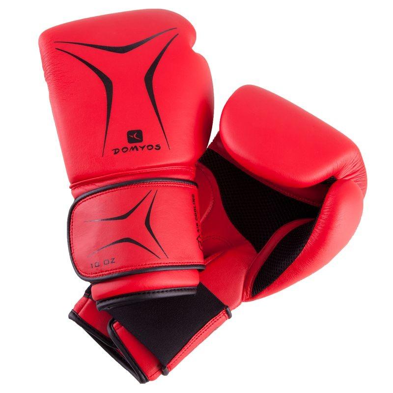 gant de boxe domyos