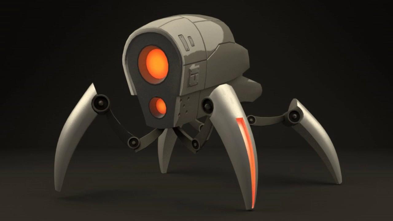 robot blender