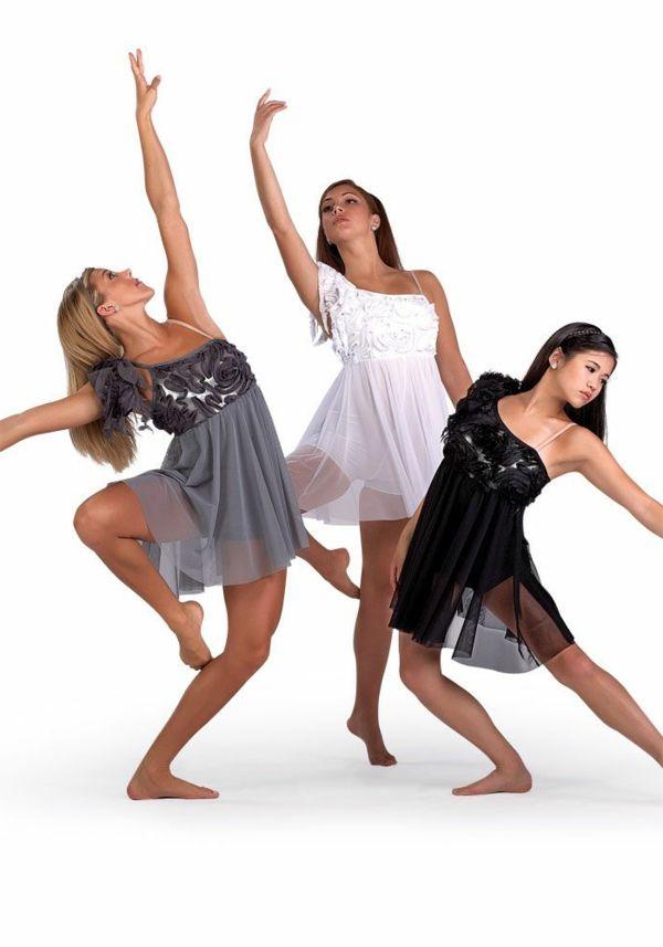 vetement de danse moderne jazz