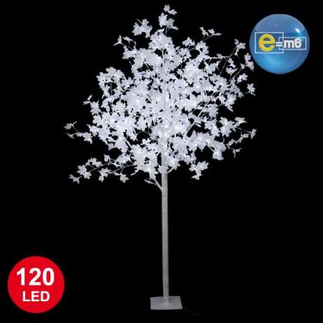 arbre lumineux exterieur