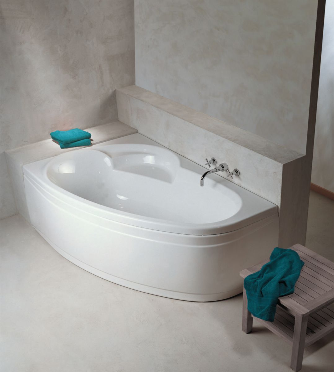 baignoire avec tablier