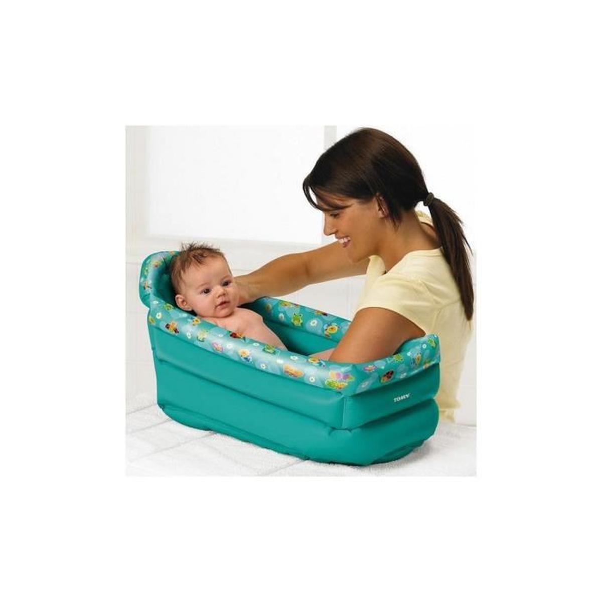 baignoire bébé voyage
