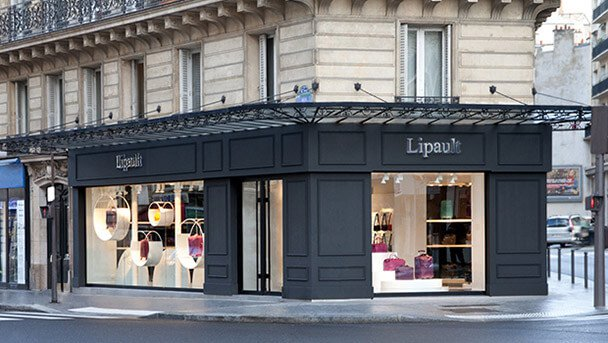 boutique lipault paris