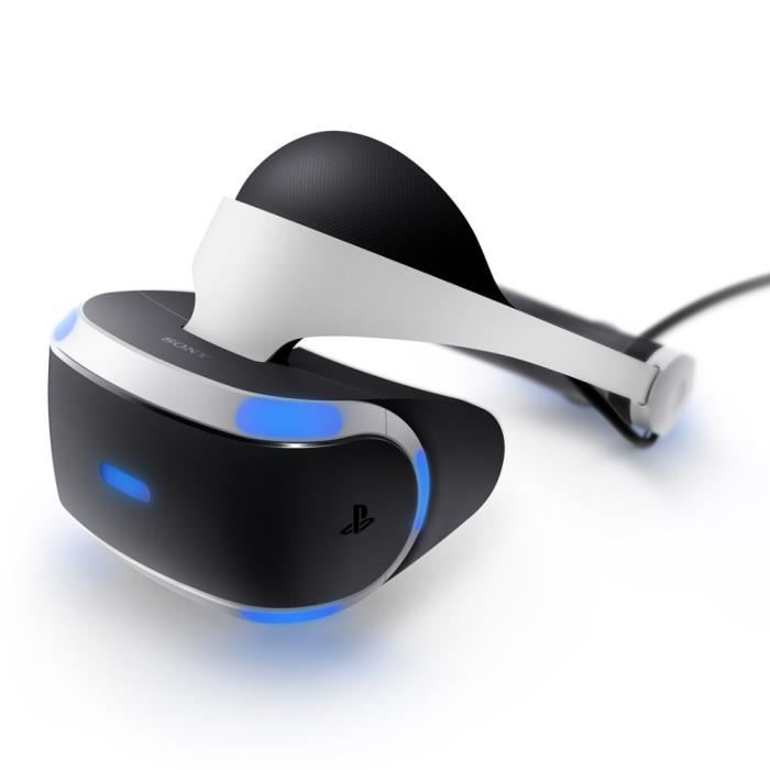 casque realite virtuel ps4