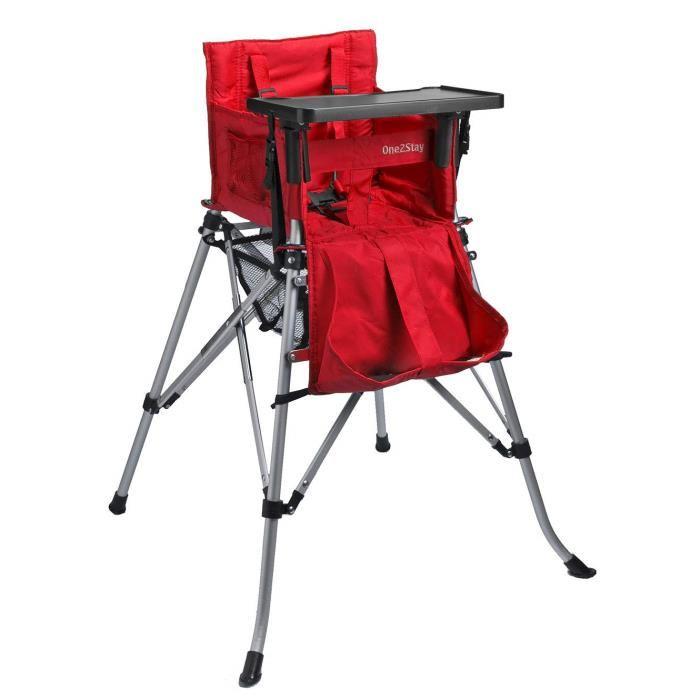 chaise haute de voyage