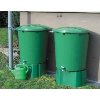 cuve recuperation eau de pluie