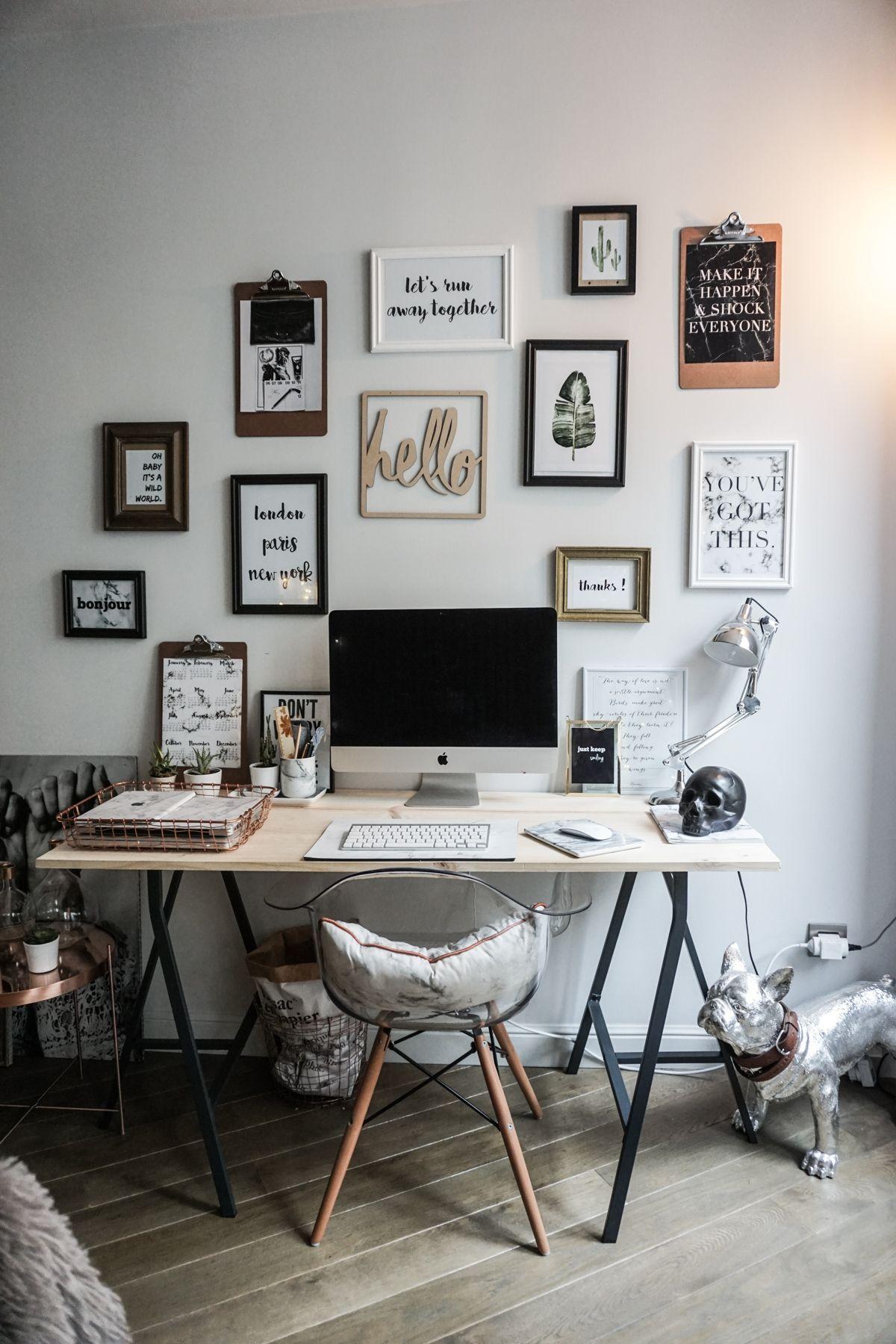 decoration de bureau
