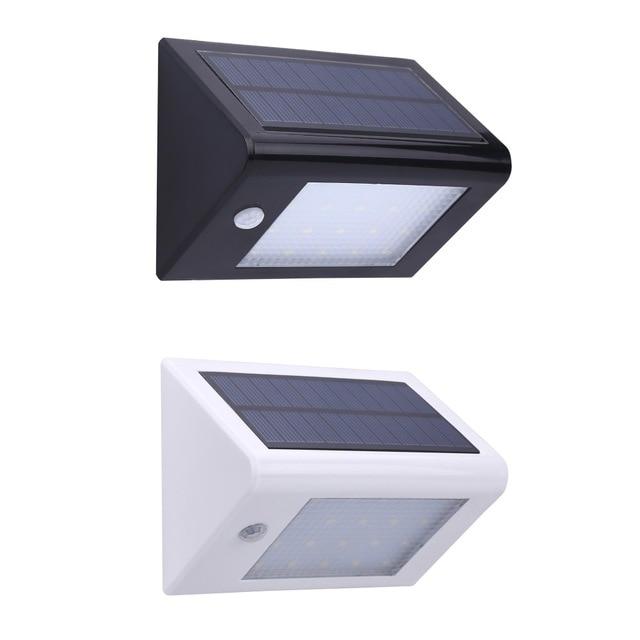 eclairage exterieur solaire
