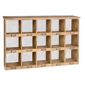 etagere casier