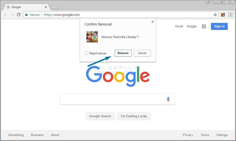 extension google chrome
