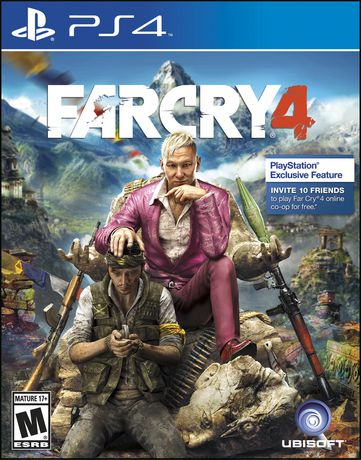 far cry 4 ps4