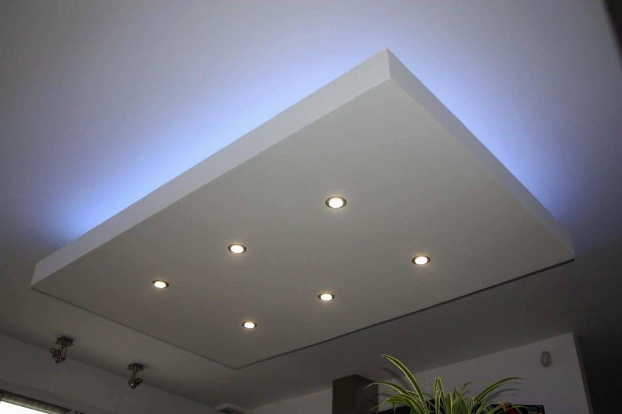 faux plafond led