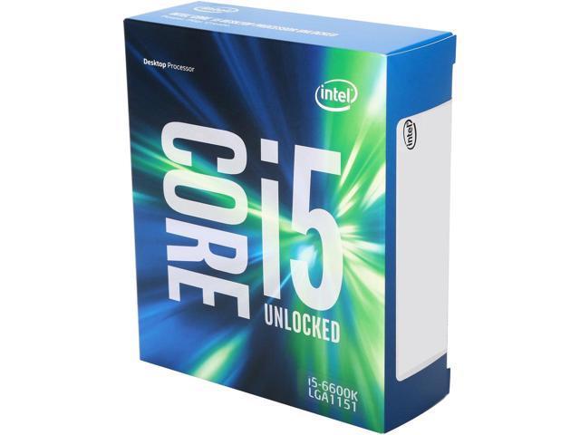i5 6600k