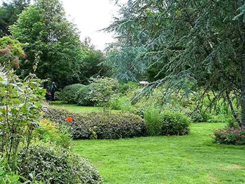 jardin privé