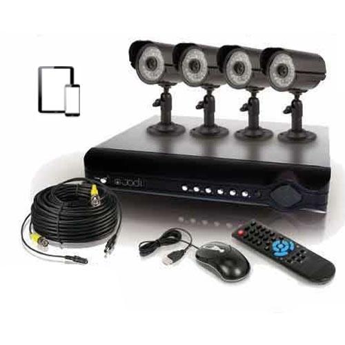 kit de vidéosurveillance