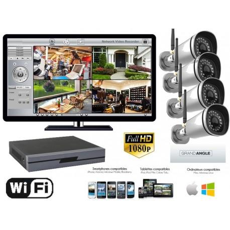 kit video surveillance exterieur
