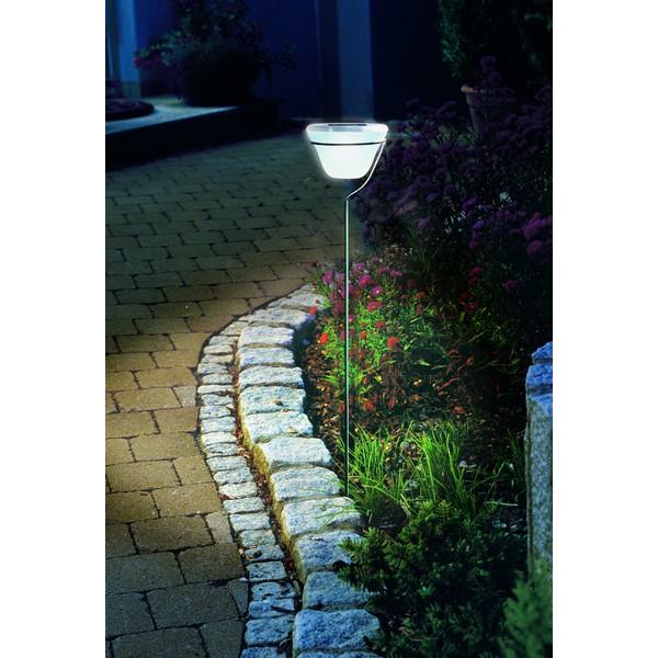 lampe de jardin solaire