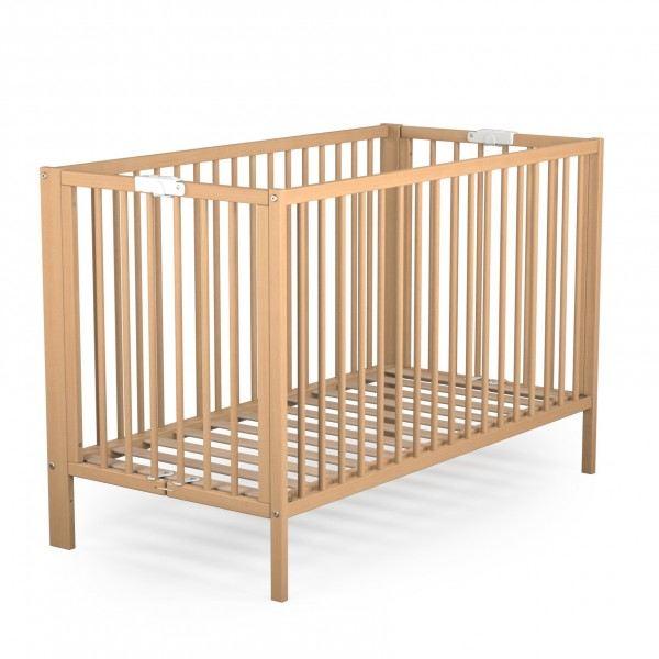 lit en bois pliant