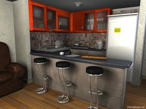 plan cuisine 3d gratuit