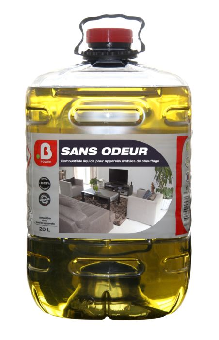 poele à pétrole sans odeur