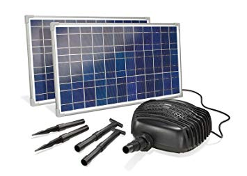 pompe bassin solaire