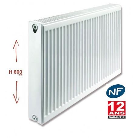 radiateur eau chaude acier
