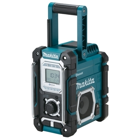 radio de chantier bluetooth