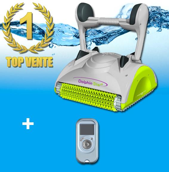 robot piscine promo