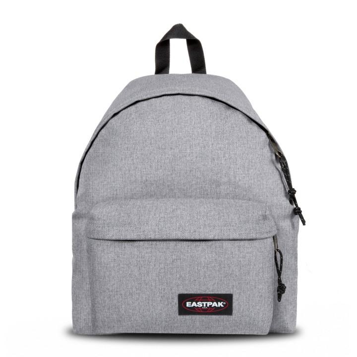 sac a dos eastpak gris