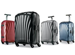 set de valise samsonite
