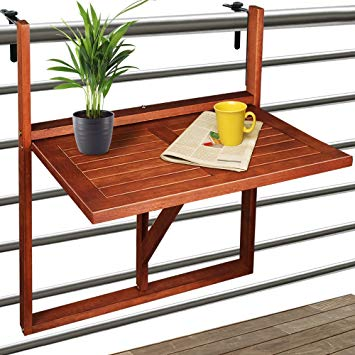 table de balcon