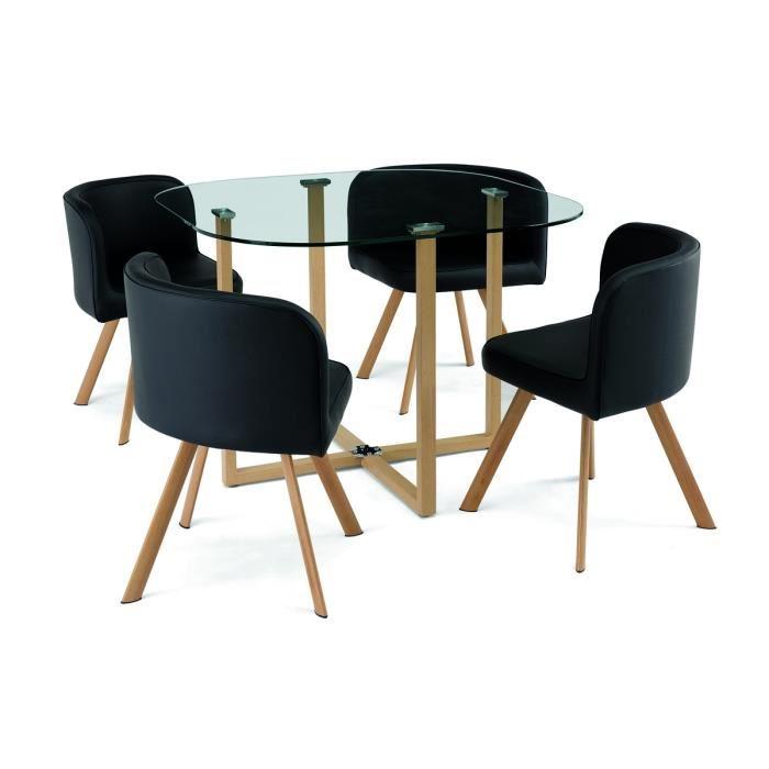 table et chaise encastrable