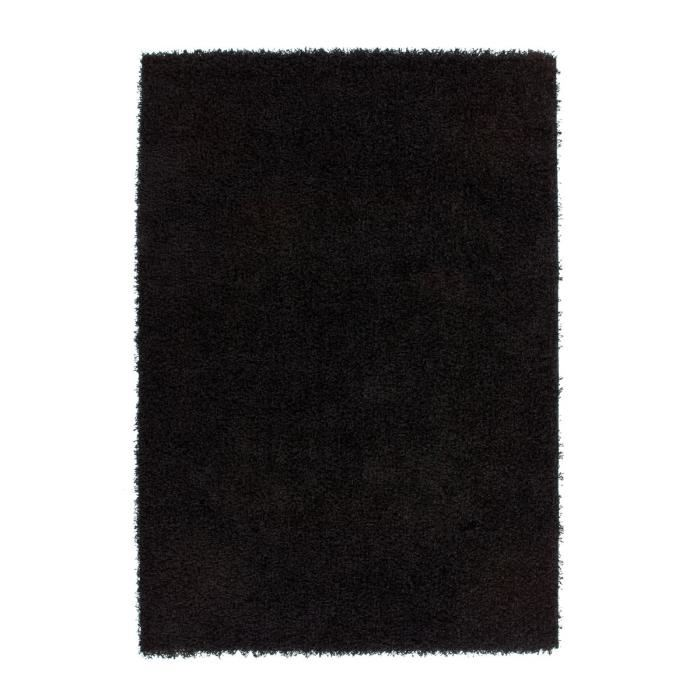 tapis noir