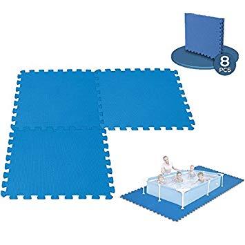 tapis sol piscine