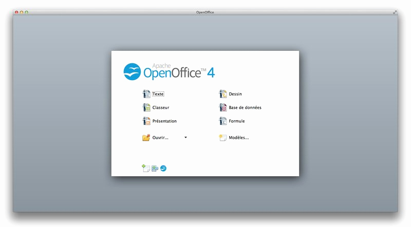 telecharger open office