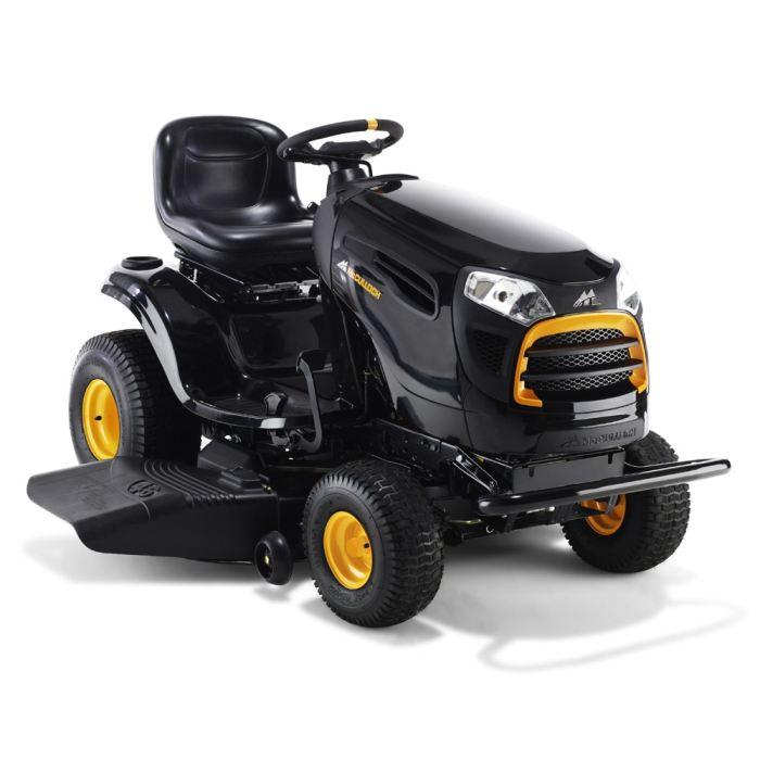 tracteur tondeuse mc culloch