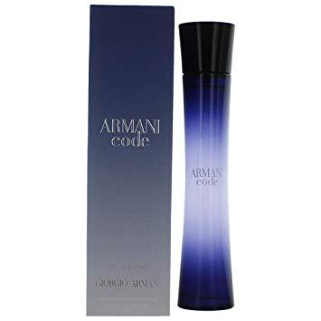 armani code femme