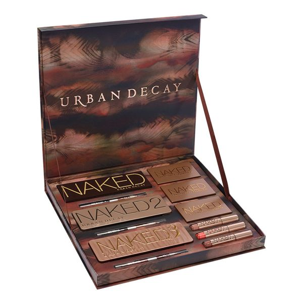 coffret naked