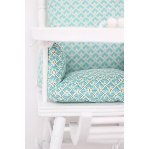 coussin de chaise bébé