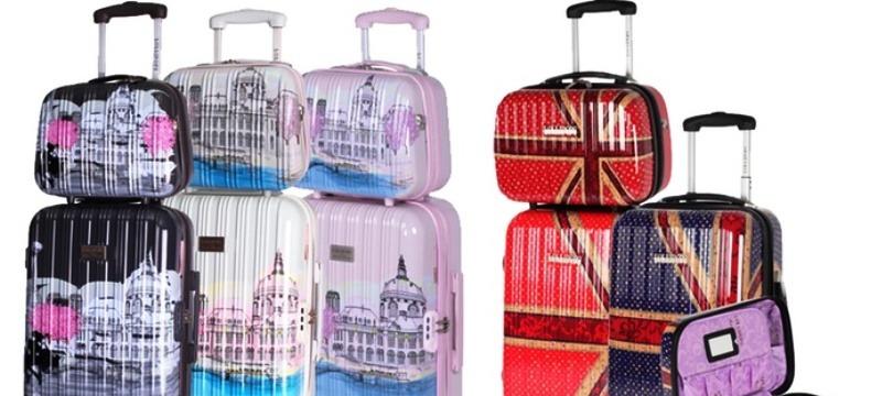 ensemble valise vanity