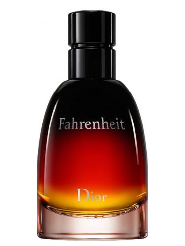 fahrenheit dior eau de parfum