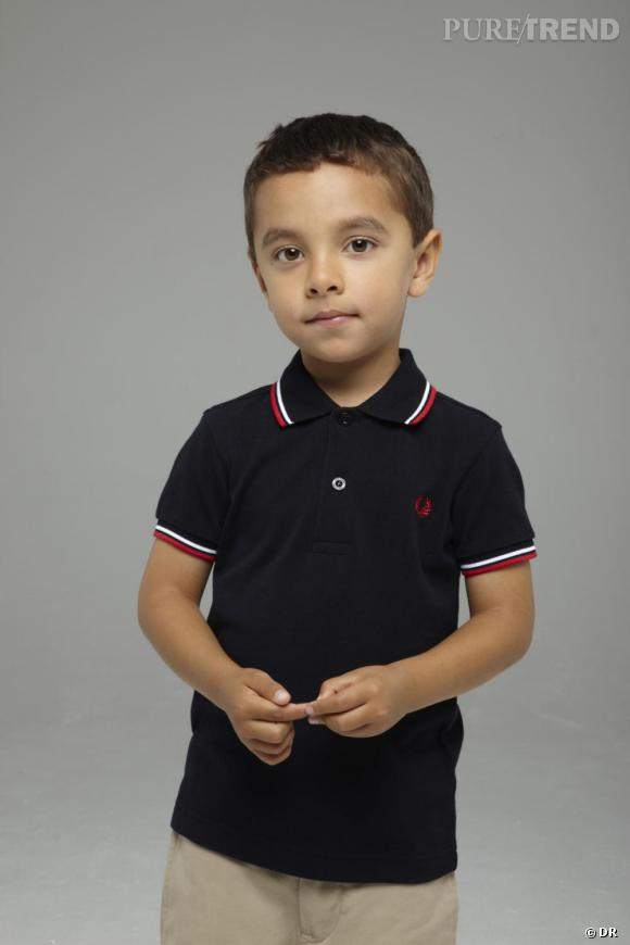 fred perry enfant