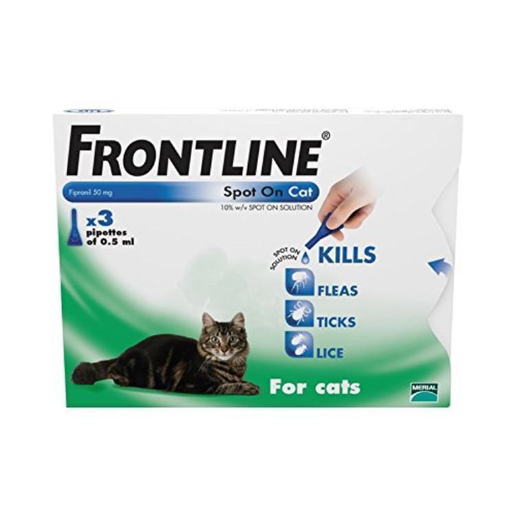 frontline fipronil