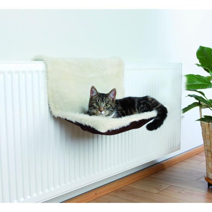 lit radiateur chat