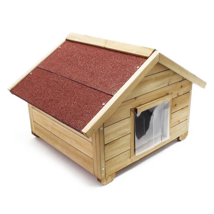 maison pour chat extérieur