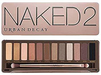 naked eyes palette 2