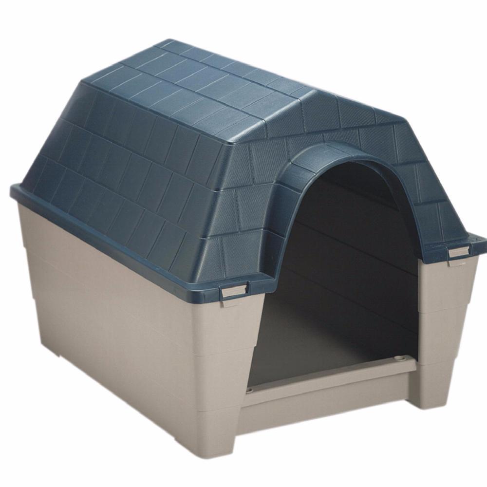 niche chien plastique