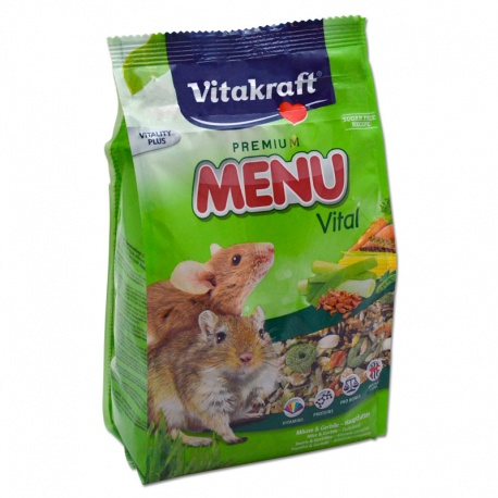 nourriture gerbille