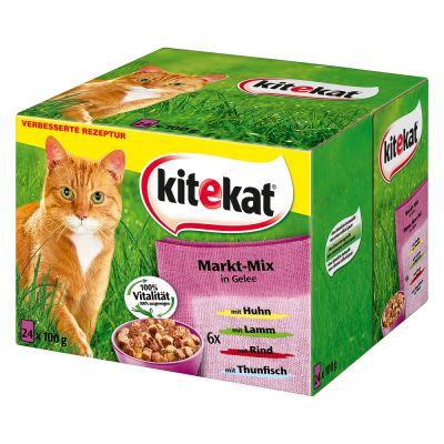 nourriture pour chat kitekat